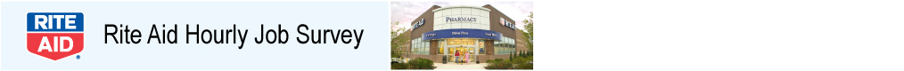 RITE AID Applicant Event Career Mapping Rite Aid Survey on